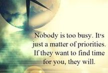 Nobody is too busy