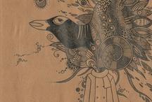 Sketchbook / by Diana Hope