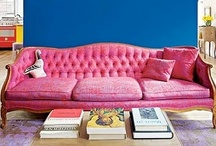 Interior Illusions Lounge / It's glamor sweetie.... glamor darling...... / by Sea Hag