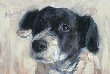 Illustrations Dogs