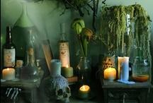 Halloween Theme - Bayou swamp voodoo (2013) / Bayou, swamp, gothic, voodoo / by Emergencyfan
