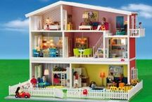 Lundby Living / Every girls dream house is a Lundby Dollhouse. Here we bring our dollhouses to life with a little imagination. www.lundby.com.au