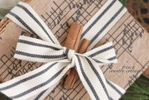 DIY Gift ideas / Make gifts for family and friends with your personal touch. / by Natural Flair Living