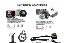 Golf Course Accessories / Golf Course Accessories.  Prizes, Gifts and Awards for Golfers at Outings. Golf Tournament logo prizes exclusively at the webs largest Golf Superstore: www.imprintgolf.com