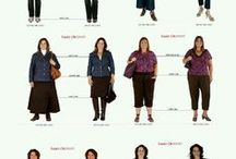 Divine Consign - finding your fashion STYLE / Resources for learning your figure flattering styles.  Ideas and good advice to help you create your best look for whatever body you are in.