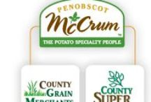Family of Companies / McCrum Holdings LLC consists of six specialized divisions, each with a mission to be the best at what they do while contributing to the ability of the entire organization to provide superior products and dependable, hassle-free service.  From our farming operations to our grain and potato brokerages, to our freight division, to our value-added potato specialty manufacturing, we are a true, vertically integrated family company dedicated to delivering farm to fork service that is second to none.