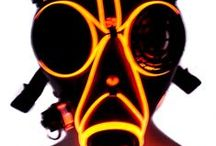 Rave Masks / All the badass rave masks for the party