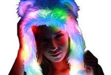 Rave Hoods / The World's Best Rave Hoods