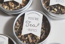 Guest Favours or Thank-You's / Once your decide your wedding theme, the guest favour choices are endless.  Just take 10 minutes and write down what you love.  If you love herbs then go with individual herb plants, or how about candy...everyone loves candy!