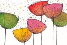 Sketchbooks, scarabocchi, ghirigori, disegnini, doodles, pattern / Scarabocchi, ghirigori, disegnini = Doodles