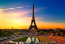 """Top Cities: Paris / Year after year, Paris attracts lovers from all over the world with the romanticism. As the Casablanca quote """" We'll always have Paris"""""""