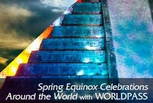 Spring Celebrations Around The World / While Pagans are celebrating Ostara, and Christians are observing Easter, it's important to remember that the dawning of spring has been observed for a long time in many other cultures as well. Traditions vary widely from one country to the next. Here are some ways that residents of different parts of the world observe the season.