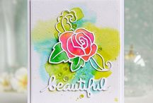 IDEAS para tarjetas, carpetas, láminas...