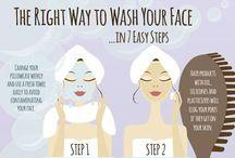 Skin care / For bad skin dayz / by Erin Ruscoe