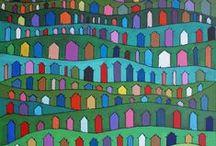 pittura - case