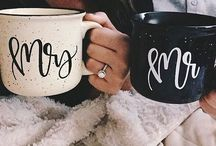 In ours. / Mugs, decor and other little things... but mostly mugs.
