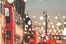 London / A melting pot of culture and cool, London is a must destination for the Moss and Spy girl!