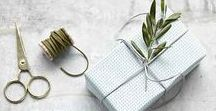 Gift Wrappings / Make your presents look amazing!