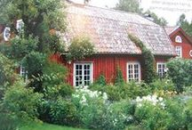 Garden & Cottage / Dreamy gardens and cottages + eco-friendly gardening tips