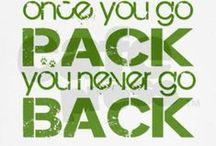 Go Pack Go!!!! / by Crystal Degner