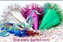 Party Game Ideas / Catered, not catered, potluck, whatever... fun ideas to do before and after the food!