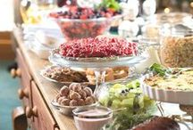 Home Catering Supplies / How to look like your party was catered even if it wasn't!