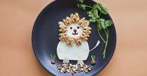 Comer es divertido - Food art / Food art, comida divertida, platos para niños... Food art, fun food, dishes for kids...