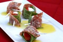 Finger Food & Appetizers / Yes, please! Appetizer ideas that are easy to make, delicious to eat, and will please any palate!