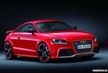 Audi TT, R8