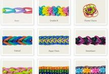 Rainbow loom / Accessories