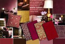 Interior Moodbord / colors, ideas, planing