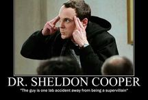 "The Big Bang Theory! / Could also be called the ""Sheldon Copper"" :-)"