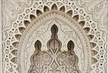 Middle Eastern Art & Architecture / by Blue Diva Designs
