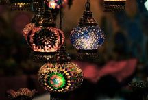 Morocco / My favourite! Its culture, colours, food, people... And family. Love.