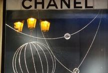 CHANEL JEWELRY CHRISTMAS STORE FRONT/IBB