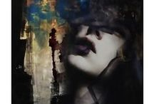 Collection 4 | Another Way of Art / Mixed media digital collage art