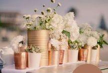 DIY für Hochzeiten / Wunderschöne, einfache oder auch umfangreichere DIY-Artikel, die Ihr mit diesen Anleitungen für Eure Hochzeit gestalten könnt.
