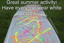 Summer ideas ☀️