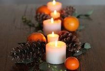Autumn Deco / Halloween, Thanks Giving and Parties Decorations
