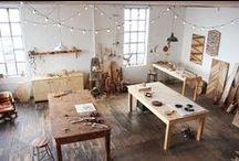 Interiors / Décoration intérieure, toute douce, en mode slow