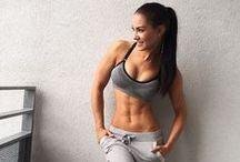 Fitness I Fitgirls / Powerfrauen, die mich inspirieren! Wer überlegt schon ein zweites Mal ob ein Workout nötig ist wenn man solche Körper sieht? ;)  #bodygoals #fitgirls