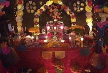 Day of the Dead Birthday Party / Dia de Los Muertos Theme