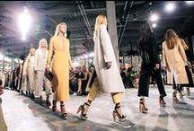 Fashion Week / by Amelia O