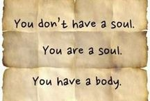 """Mind Body Spirit: Spirit / ..the """"spirit"""" part of the mind-body-spirit connection ♥"""