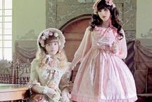 Lolita Inspiration / Things that inspire me to wear lolita <3