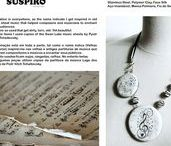 Suspiro Inspirations / Where from do inspirations came which rise Suspiro creations!