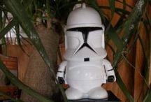 """KLYDE / My Favorite Storm Trooper """"Klyde"""" Shows Up At All The Kewl Places."""
