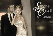 SIMONE CARVALLI: F a l l . 2 0 1 3 . C o l l e c t i o n / Sleek and chic wedding gowns for the modern princess bride