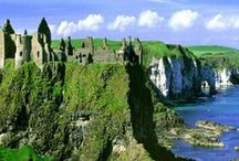 Historic Castles In Ireland / Explore the historic castles of Ireland.  Come and take a peek at our favorites - you can even stay the night in some of them!