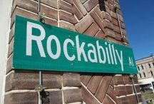 ROCKABILLY / To me, rockabilly music paralleled punk's energy and feeling, but the players were much better. ~Brian Setzer